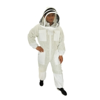 Quality 3 Layer Fully Vented Beekeeping Protective Clothing For Farm wholesale