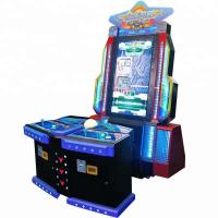 Quality Air Attack Kids Arcade Machine 2 Players Lifetime Maintence For Game Center wholesale