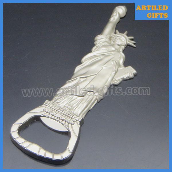 Statue of Liberty New York beer bottle opener 2