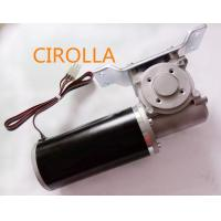 Quality Round And Black DC Power Sliding Door Motor Light Weight And Low Noise wholesale