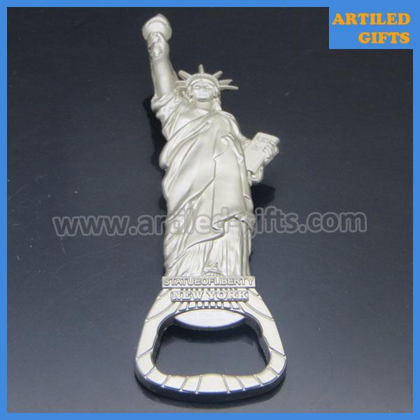 Statue of Liberty New York beer bottle opener