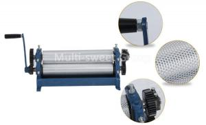 Quality Manual 310mm Roller 5.4mm 4.9mm Beeswax Embossing Machine wholesale