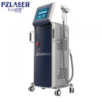 Quality Skin Tightening 808 Laser Hair Removal Device , Home Laser Hair Reduction Machine wholesale