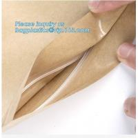 Quality gusset kraft paper baguette bread plastic bag bread packaging bags,luxury gift food grade bakery Paper cake and bread pa wholesale
