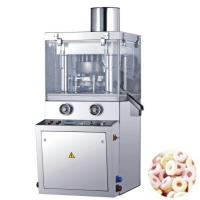 Quality Various Shape 30mm DisinfectionTablet Lab Tablet Press Machine Swimming pool Cleaning wholesale