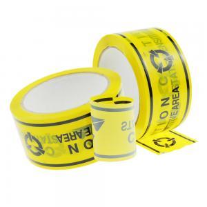 Quality Pressure Sensitive Walkway Floor 0.15mm ESD Marking Tape wholesale
