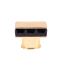 Quality Square  Stainless Steel 28.5*40mm SGS Perfume Spray Caps wholesale