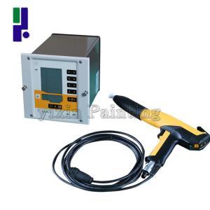 Quality Manual Powder Coating Spray Gun Machine High Voltage Generator Easy Operation wholesale