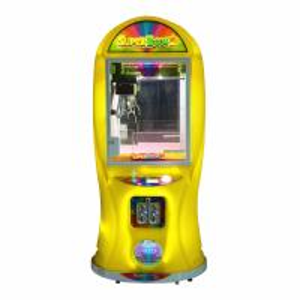 Quality Plastic Super Box 2 Claw Crane Machine / Toy Claw Machine Game wholesale