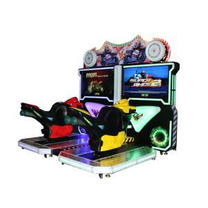 Quality Electronic Driving Racing Simulator Machine Redemption Game Machine wholesale