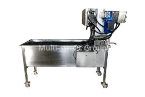 Quality Automatic 200pcs/H Honey Uncapping Machine For Bee Frames wholesale