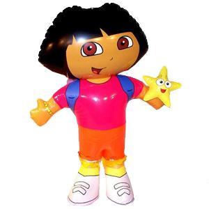 Quality PVC inflatable Dora wholesale