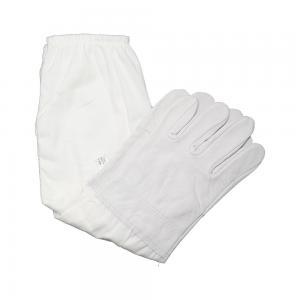 Quality Bee Farm Beekeeping Protective Clothing Sheepskin Beekeeper Gloves wholesale