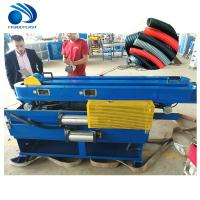 Quality CE Water Cooling Plastic Extruder Machine For PP PE PVC Corrugated Pipe wholesale