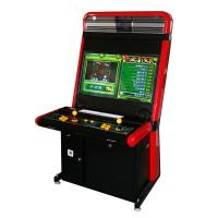 Quality Coin Operated Fighting Game Machine / Amusement Arcade Machines 2 Players wholesale