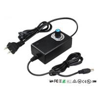 Quality Regulated Multi Voltage Switching Power AC Adapter 2500mA 30W 3V - 12V wholesale