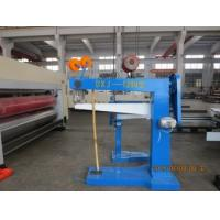 Quality Long Life Foot Operated Carton Box Stapler Machine With Arm Length 1400mm wholesale