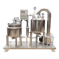 Buy cheap 80L Concentration 0.5 Ton Honey Processing Machine 0.55kw Mixing from wholesalers