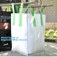 Quality FIBCs, Big Bags, Bulk Bags, Jumbo Bags, Container Bags, Container Liners, Woven Geotextiles container liner BAGEASE.CN wholesale