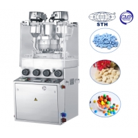 Quality Lab Double Layer Rotary Tablet Pill Press Machine wholesale