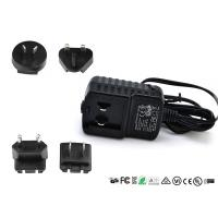 Quality 5V 6V 2A Interchangeable Plug Power Adapter CE FCC UL ROHS For Speaker wholesale
