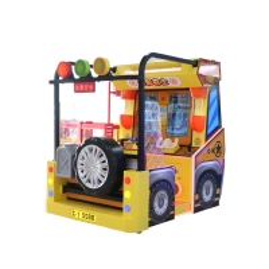 Quality Kids Arcade Machine 2 Player Kids Racing Game Machine wholesale