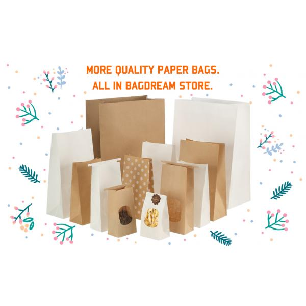 bakery bags with window
