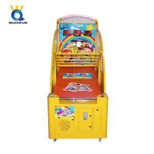 Quality School Kids  Basketball Gaming Machine  Durable Street Hoops Arcade Machine wholesale