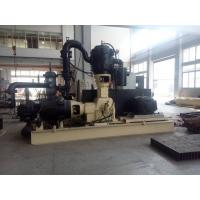 Quality Oil Free High Pressure Piston Air Compressor 40bar With PLC Control wholesale