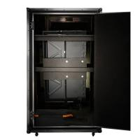 Quality Digital 55 Inch Magic Photo Booth , Mirror Me Photobooth With Flight Case wholesale