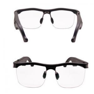 Quality cycling TR90 110mAh Bt5.0 Smart Wireless Sport Glasses wholesale