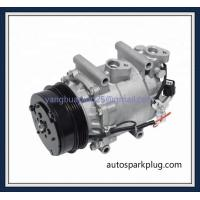 Quality NITOYO BST SALE AC PARTS CAR 12V AC Compressor USED FOR HONDA CRZ INSIGHT 38810-RBJ-A02 IN STOCK wholesale