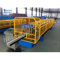 Quality 10 - 15 M/Min Gutter Roll Forming Machine K Style O Gee Profile Producing Use wholesale