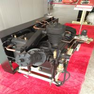 Quality 40 Bar Pressure Piston Air Compressor , Low Noise Oil Free Air Compressor wholesale