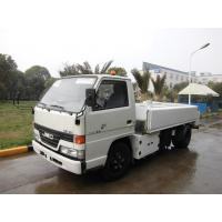Quality Eco Friendly Liquid Waste Truck , Sewage Cleaning Truck ISO Approved wholesale