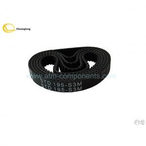 Quality ATM Belt 195-S3M-15150S3M195 Neoprene Black Rubber Timing Belt ATM ZZR PARTS wholesale