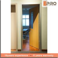 Quality Modern Design Solid Wood Internal Doors High Strength Durable Performance wholesale