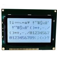 Quality STN Dot Matrix Graphic LCD Module 93*70mm AIP31020 Controller Type wholesale