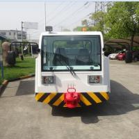 Quality Durable 336 Ton Aircraft Tow Tractor 280 KN Draw Bar Pull Easy Operation wholesale