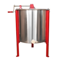 Buy cheap Manual Dadant Honey Extractor SS 4 Frames Honey Extractor from wholesalers