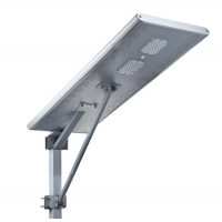 Buy cheap Remote Control IP65 50W 100W 150W All In One Solar LED Street Light from wholesalers