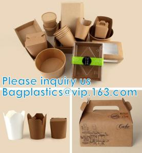 Quality Soup Cups Cup Soup Disposable Paper Soup Cups With Paper Lid Ice Cream Cup Coppa Gelato wholesale