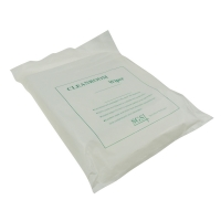 Quality 9*9 Cleanroom non woven polyester microfiber wiper wholesale