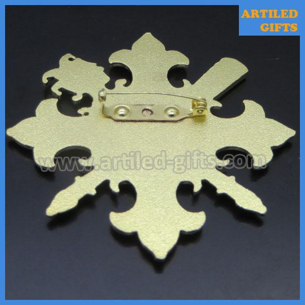 Heimatverein Colonia 3D metal pin badge 3