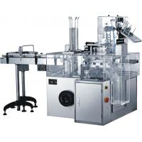 Quality Cream cosmetics Automatic Cartoning Machine For bottle, biscuit wholesale