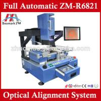 Buy cheap AUTOMATIC bga rework station,High precision optical alignment bga rework station from wholesalers
