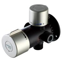 """Quality Solar Thermostatic Mixing Valve A6 1/2"""" Brass For Electrical Water Heaters KSTP wholesale"""