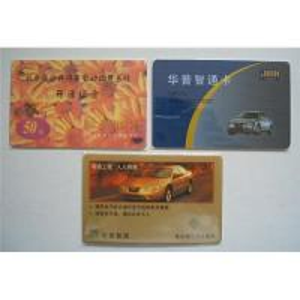 Quality Parking card wholesale