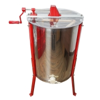 Quality SS Manual Centrifuge Dadant Honey Extractor With 3 Frames wholesale
