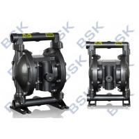 Cheap Food Industry Air Driven Double Diaphragm Pump Convenient Installation for sale